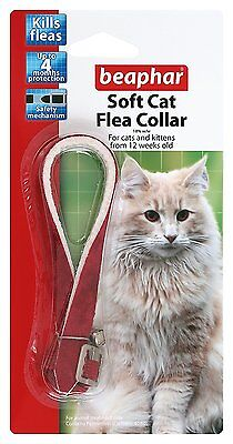 Beaphar Cat Collar Velvet