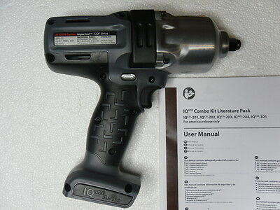 "Ingersoll Rand W7150 1/2"" 20 Volt 20V High Torque Impact Wrench"