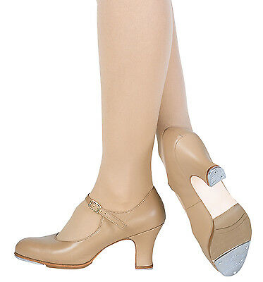 Capezio Manhattan Xtreme Tap Shoes New in the Box (style 657)