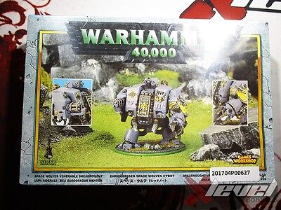 Venerable Dreadnought [Metal] [x1] Space Wolves [Warhammer 40,000] NIB