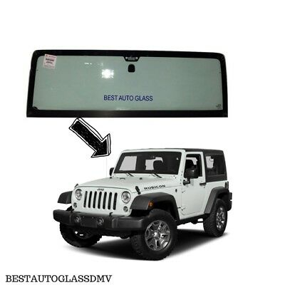 2011-2017 Jeep Wrangler Front Windshield Auto Glass *MOPAR-OEM*