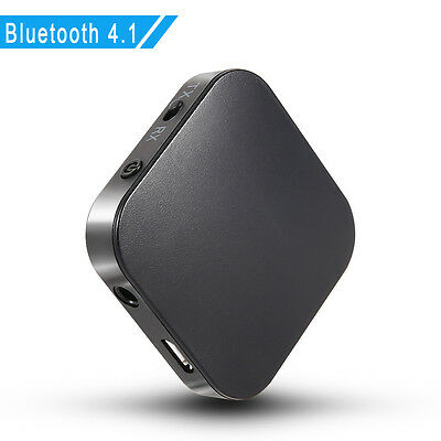 New  2 in 1 Wireless Portable Audio Adapter Bluetooth Transmitter and Receiver