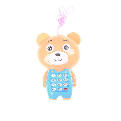 Cartoon Music Phone Baby Toys  Educational Learning Toy Phone Gift for Kids FG