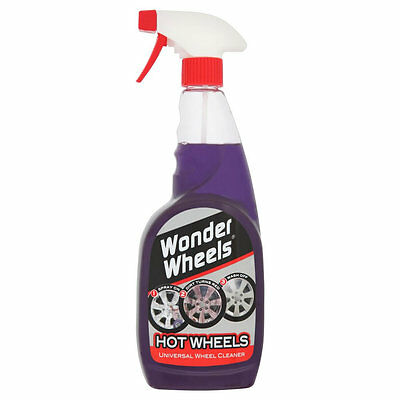 Wonder Wheels Hot Wheels Alloy All Wheel Cleaner 500ml