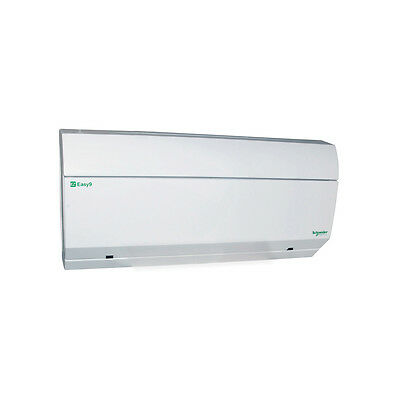 Schneider Consumer Unit 2+5+5 Way Main Switch c/w 2 RCCBs (EZ9S2R5R5DCU)