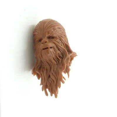 """Star Wars The Black Series CHEWBACCA HEAD PROTOTYPE FOR 6""""  ACTION FIGURE"""