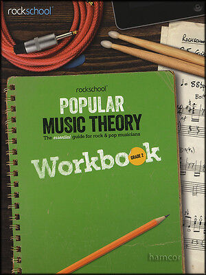 Rockschool Popular Music Theory Workbook Grade 2