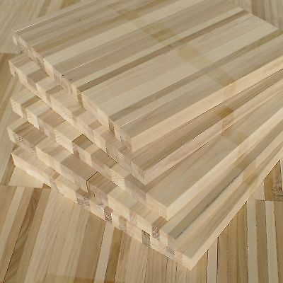 25x25cm Ash Wood Industrial / Commercial Flooring - Extra Durable Solid (PD2)