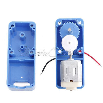 DC1.5-6V 1: 94 Mini Output Biaxial Reduction Box Gear Motor For DIY Robot Toys