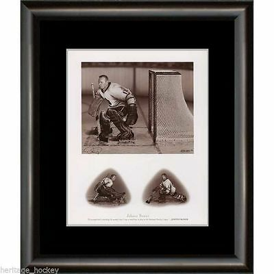 Johnny Bower – Legends Series Print