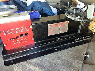 Calling all Wire Recyclers! This Striptec 1000 wire stripper selling cheap.
