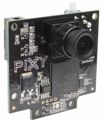 Pixy (CMUcam5) Smart Vision Sensor - Object Tracking Camera For Arduino, Pi,