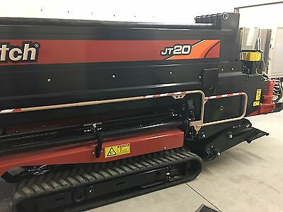 2017 Ditch Witch JT-20 Directional Drill