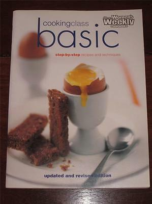Australian Womens Weekly Basic Cooking Class Cookbook Recipes Food Cookbook Chef