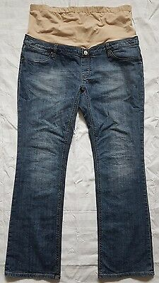 Jeanswest Maternity Slim Boot cut Jeans Size 18