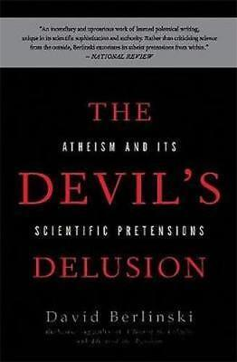 NEW The Devil's Delusion By David Berlinski Paperback Free Shipping