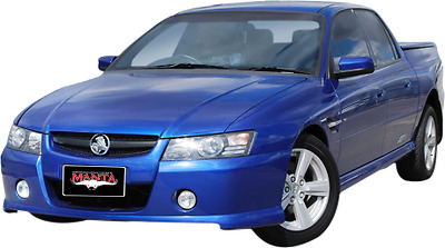 "Holden Crewman VZ 6.0L V8 RWD Dual cab Ute, Manta 2.5"" Dual Full system"