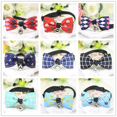 9PCS Lot Wholesale Pet Dog Puppy Necktie Bow Tie Ties Collar Grooming out lot
