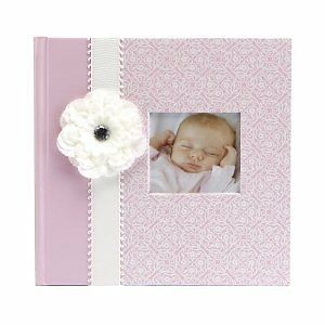 C.R. Gibson Slim Bound Photo Journal Album BP1-11183