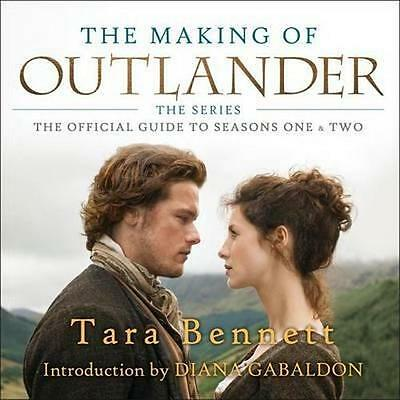 NEW The Making of Outlander: The Series By Tara Bennett Audio CD Free Shipping