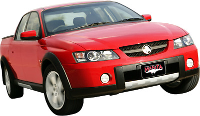 "Holden Crewman VY, VZ 5.7L V8 AWD dual cab ute, Manta 2.5"" Full system"