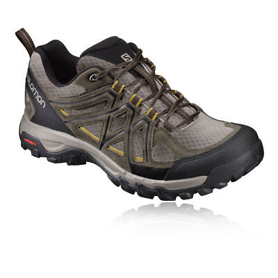Salomon Evasion 2 Aero Mens Grey Outdoors Walking Trekking Shoes Trainers
