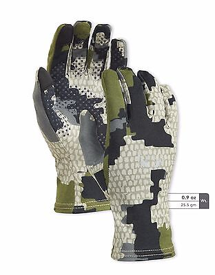 KUIU Peloton 130 Glove in VERDE 2.0 Camo NWT New with Tags XLarge XL