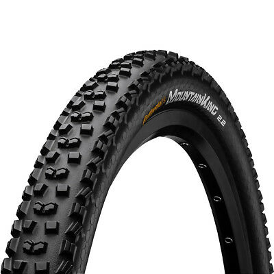 Continental Mountain King Sport 29 x 2.2 Wire Bead MTB Tire Black