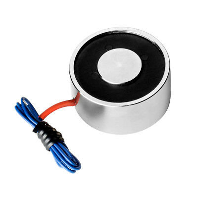 12V DC 250N 0.29LB/130g Electric Lifting Magnet Electromagnet Solenoid Lift Hold
