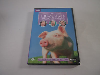 NEW - All Creatures Great & Small: The Complete Series 7 Collection new selaed