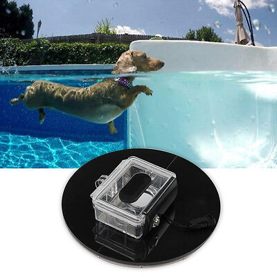 Water Surface Lens Cover Dome Port with Waterproof Case Waterproof  Camera Lens