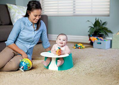 Bumbo Play Baby Tray PortableLightweight For Bumbo Floor Seat , Ivory