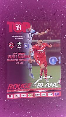 Valenciennes V Auxerre 2011-12.