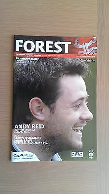 Nottingham Forest V Scunthorpe United 2004-05
