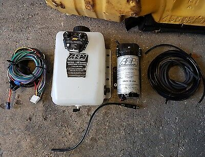 AEM V2 1 Gallon Water Meth  Injection Kit (Turbo/Forced Induction) # 30-3300