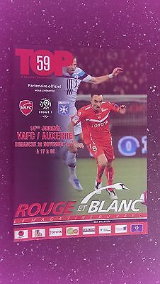 Valenciennes V Auxerre 2011-12