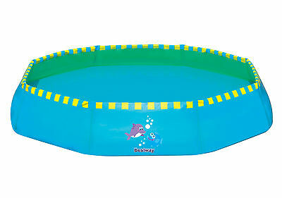 Bestway Kids Fold Away Beach Play Paddling Pool with Carry Case