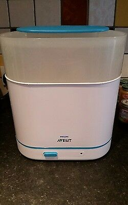 Philips avent 3-in-1 electric baby bottle sterilizer