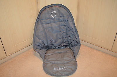 Icandy Strawberry Grey Pushchair  Seat Unit Liner