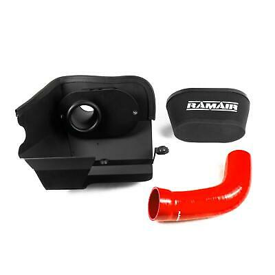 Red Ramair Air Filter Induction Intake Kit for Audi A3 2.0 TSI EA888 MQB
