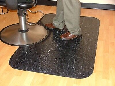 anti fatigue floor mat for Barber Salon station made in USA buy 3 ship free!