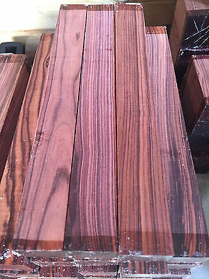 Brazilian kingwood (rosewood) turning blank grade A music grade