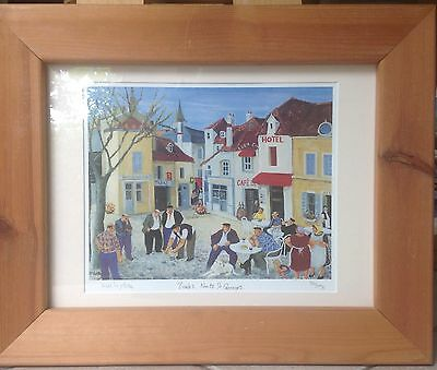 Margaret LOXTON Limited edition SIGNED print