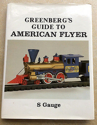 Greenberg's Price Guide To American Flyer....second Edition....1984 !