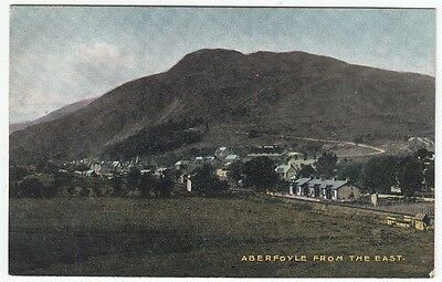 PPC: Aberfoyle from the East