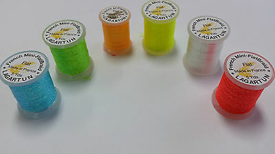 LAGARTUN French Mini-FlatBraid   5 Yds. The Price it for One Choose the Colors