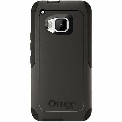 OtterBox Commuter Series Protective Slim Case for HTC One M9 Black NEW