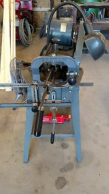 Belsaw 1200 saw sharpener