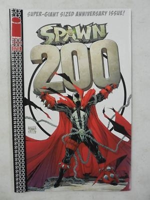 SPAWN # 200 Comic (2011) ~ 1st Print - IMAGE - McFarlane - Anniversary Issue