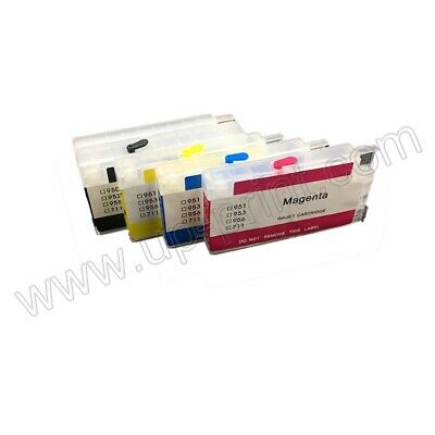 UP Refillable cartridge Compatible for Designjet T120 T520 Ink No.711